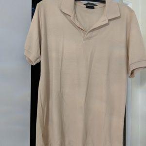 EUC Levi's khaki polo size Medium